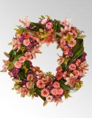 coronas de flores baratas madrid